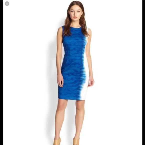 e5ad531378726 Elie Tahari Dresses & Skirts - LIKE NEW Elie Tahari Emory Sheath Dress ...
